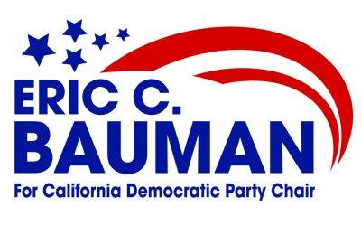 Candidate Forum with Eric Bauman @ SLO County Democratic Headquarters | San Luis Obispo | California | United States