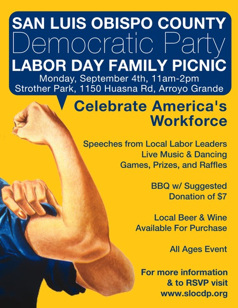 Labor Day Family Picnic