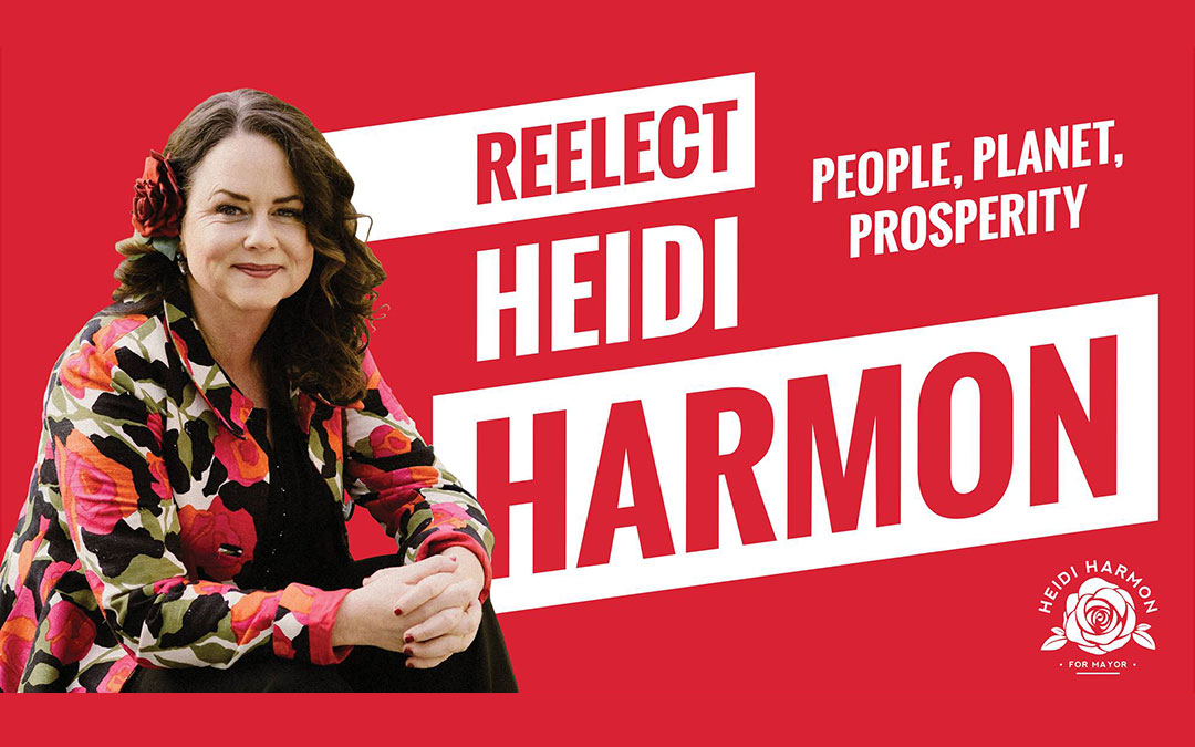 Democratic Elected Officials on Why to Vote Heidi Harmon for Mayor